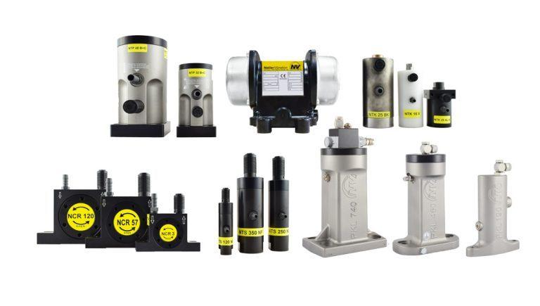 Vibradores Pneumáticos para Indústria